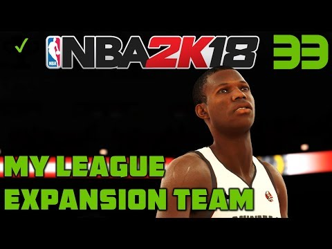 NBA 2K18 My League Ep. 33: Bumps in the Road [Realistic NBA 2K18 My League Expansion]