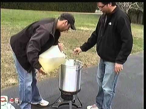 How To Deep Fry A Turkey The Proper Way Safety And Prep Tips Included
