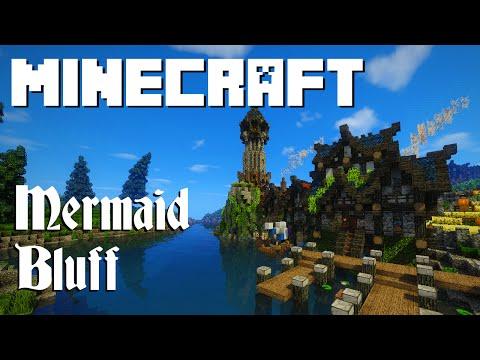 Minecraft: Mermaid Bluff + Lighthouse Interior (Graywatch)