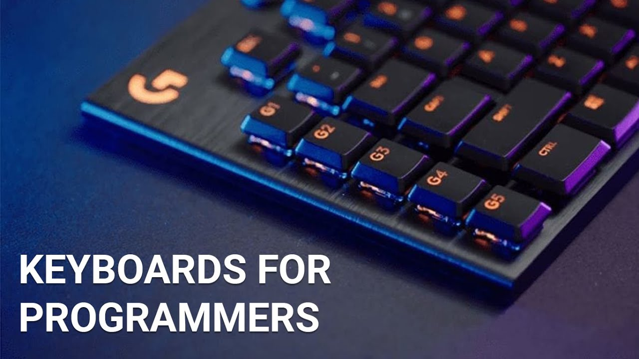 Best Keyboards For Programmers In 2020