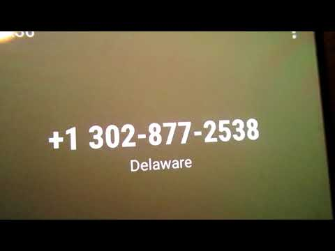 302 877 2538 Free wireless home security scam