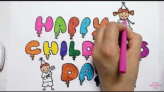 how to write happy Children