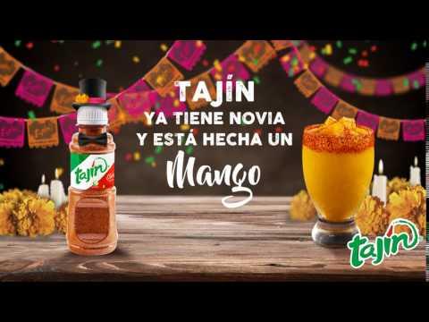 Tajín ya tiene novia y está hecha un Mango