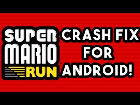 How to Play Super Mario Run on a Rooted Android Device! (fix for crashing/not installing)