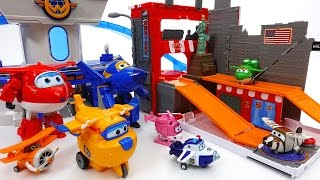 A Gift Has Arrived~! Super Wings Pack