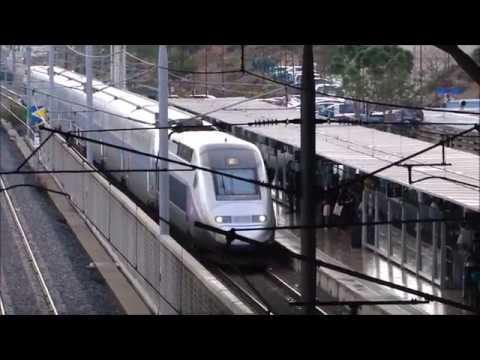 [26/12/2017] Deuxième spot à Aix-en-Provence-TGV