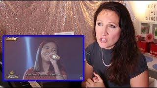 Vocal Coach REACTS to ELAINE DURAN- SOMEDAY