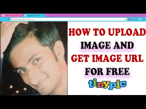 How To Make Image url for free (2017)