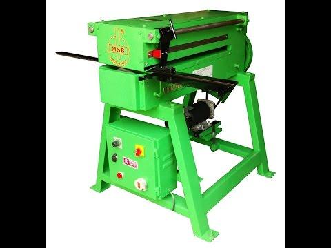 M&B Slitter,Rotry shearing,STRIP CUTTING MACHINE