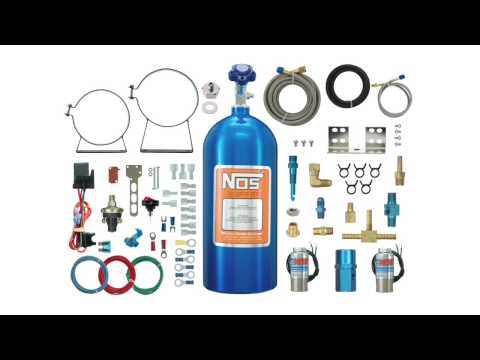 NOS Nitrous Oxide Dry Fogger N2O Injection System