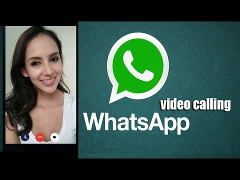 Whats app video chat now available - How to get whatsapp video calling option