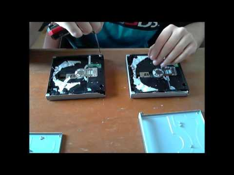 Wii U Optical Drive replacement/repair