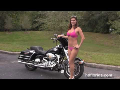 Used 2006 Harley Davidson Ultra Classic Electra Glide Motorcycle for sale