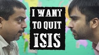 "EIC: ""I Want To Quit ISIS"""
