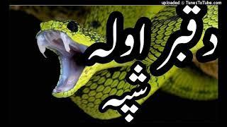 Mohammad Yasin Fahim Bayan About - Da Qabar Awala Shpa