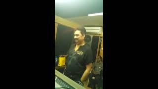 Making of the Song 2017 # TUM MILE # King of Melody - Kumar Sanu at Recording Studio by Natraj Music
