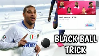 Black Ball Trick Iconic Moment - INTER || Pes 2020 Mobile
