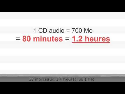 Comment graver un CD audio avec iTunes