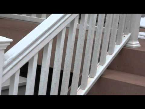 Sleepyhollow Power Washing - Vinyl Deck Patio Pressure Cleaning