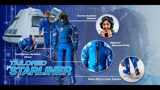 Boeing Just Unveiled its Slick NEW Starliner Spacesuit - CloseEncountersUFO