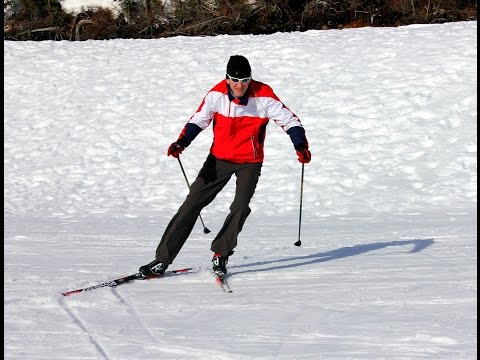 Try this drill for improving your cross country ski skating technique
