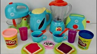 Just Like Home Deluxe Kitchen Appliances Complete Set