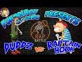 DUDDZ Vs RAPTAIN HOOK FUNnel Boy amp Friends Presents Rap Battle Animated Hip Hop Showdown 1