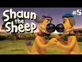 Shaun The Sheep Little Sheep Of Horrors S1E5 DVDRip XvID