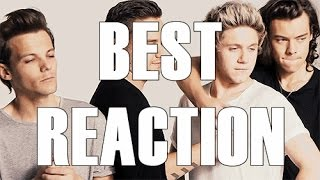 One Direction - BEST REACTION TO FANS I PART 2