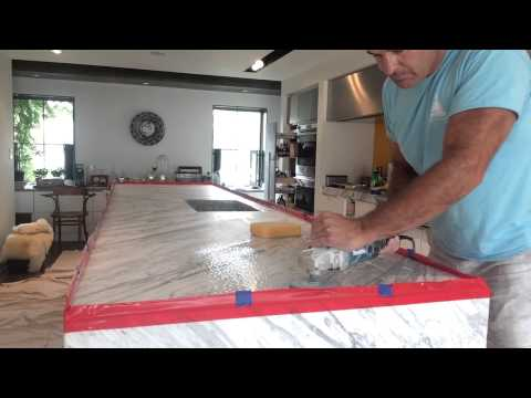 reVision - Marble Honing how to video