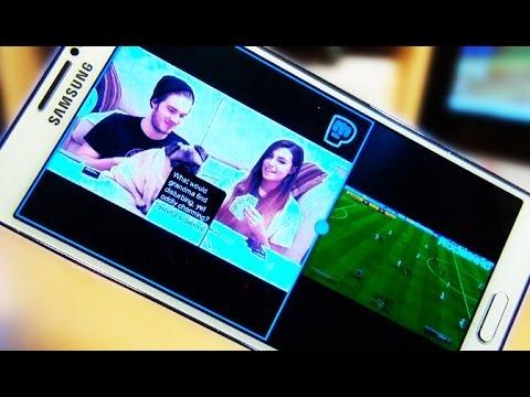 Samsung Galaxy NOTE 3 Multi Window Tweaked!