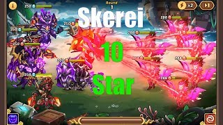 IDLE HEROES VN] VESA 10 Star REALLY A GOD TIER