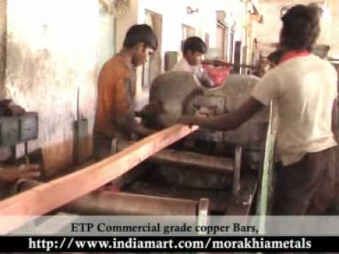 Watch Exclusive Video On Manufacturing Of Copper Bus Bar