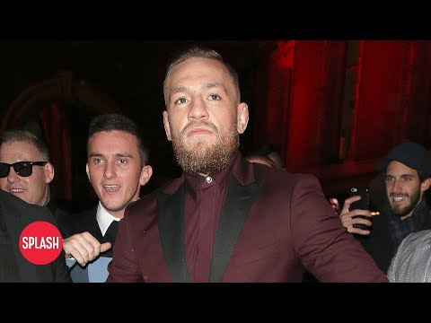 Conor McGregor was Most Searched Athlete on Google in 2017   Daily Celebrity News   Splash TV