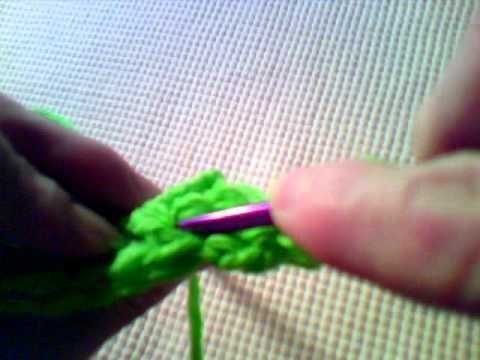 How to Crochet - Back Post Double Treble Stitch
