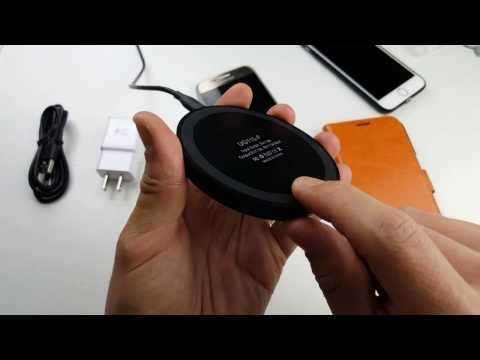 Haissky Fast Charging Wireless Pad Review: Galaxy S7, Note 5, etc