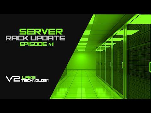 My Server Rack/Home Networking Setup 2016