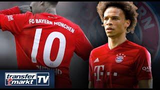 Verzichtet Sané auf Gehalt? – Bayern lockt mit der Nummer 10 | TRANSFERMARKT