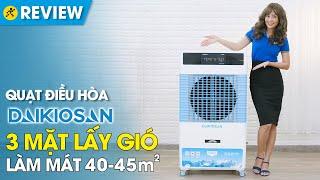 Quạt điều hoà Daikiosan: công suất lớn, tự ngắt bơm khi cạn nước (DKA-06000B) • Điện máy XANH