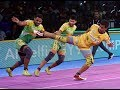 Pro Kabaddi 2018 Highlights Patna Pirates Vs Telugu Titans