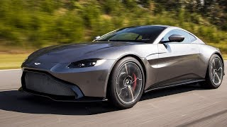Aston Martin Vantage (2018) Powered by AMG Engine