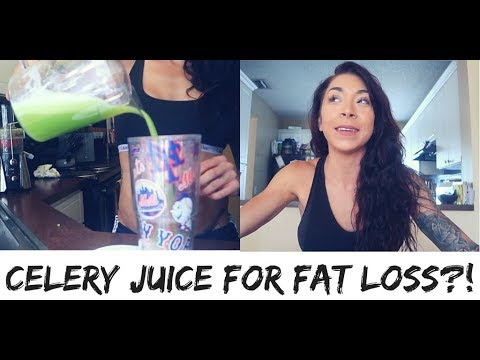 Celery Juice Fat Loss? Xccelerate Your Life Chapter 3