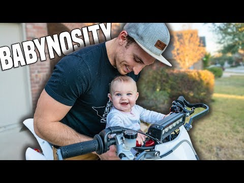 Will I Let My Kid Ride Motorcycles?