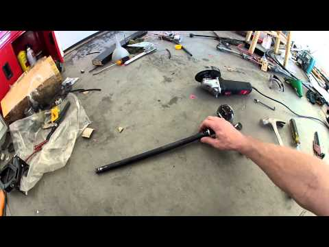 Rag Joint Replacement Mod For 96 S10 steering link on PROJECT SCION XB V8