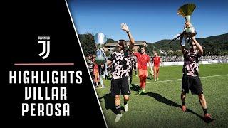 HIGHLIGHTS | Villar Perosa 2019 | Juventus A vs Juventus B