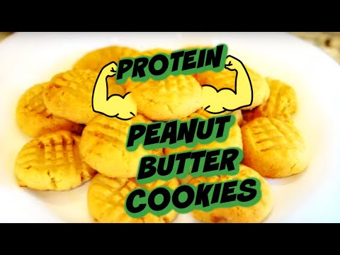 Protein Peanut Butter Cookies - Celebrity Chef Renee Kelly