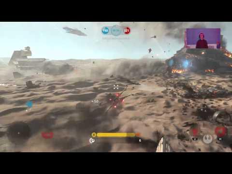 LIVE: Matt99J Plays Star Wars Battlepew 15/1/2016