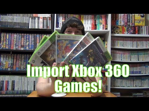 Import Xbox 360 Games Worth Playing Pt.1 - KidShoryuken