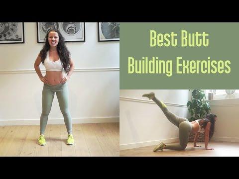 Best Butt Building Exercises, Best Bum Building Exercises
