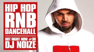 🔥 Hot Right Now #38  Urban Club Mix May 2019   New Hip Hop R&B Rap Dancehall Songs DJ Noize